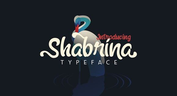Shabrina – inspired by vintage chocolate biscuit packaging that looks beautiful, yet yummy, fresh & delicious, even fashionable