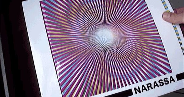 Freaky Formats The Hypnotic World Of Moire Effect Record Sleeves Patterned Vinyl Vinyl Artwork Freaky