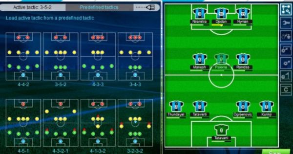 Top Eleven Be A Football Manager Tips And Hints Football