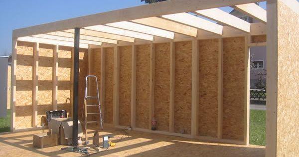 plan pour fabriquer un abri de jardin en bois 1 diy rangement pinterest cubes. Black Bedroom Furniture Sets. Home Design Ideas