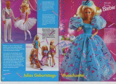Pin Von Head 2 Auf 25 Barbie Old Series 1 Barbie Fruhling Und