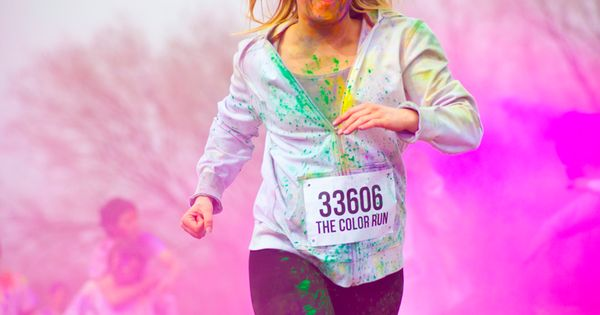 TheColorRun. I'm doing this :D