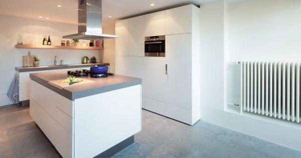 Moderne keuken idee n voor het huis pinterest badkamer keuken en voor het huis - Moderne keuken in het oude huis ...