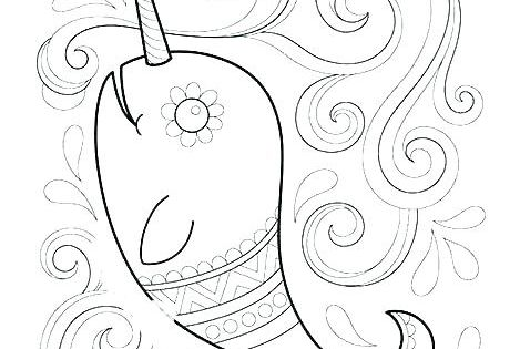 Coloring Pages That Are Cute Narwhal Coloring Pages Good Narwhal Coloring Page Or Chihuahua Designs Coloring Books Coloring Books Coloring Pages For Grown Ups