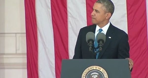 memorial day barack obama speech