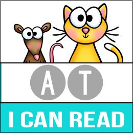 At Word Family Printables Word Families Printables Phonics Printables Word Families