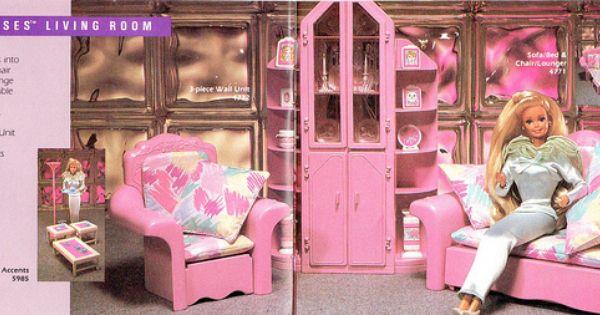 Barbie Sweet Roses Furniture Barbie Barbie Toys Barbie Playsets