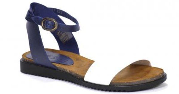 Sandal Nessi 63905 Granat11 Bialy3 Roz 38 Butybuk 5155369727 Oficjalne Archiwum Allegro Shoes Sandals Bags
