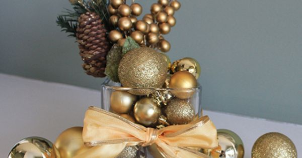 DIY Dollar stores, Centerpieces and Holidays