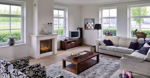 Interieur eigen wonen notariswoning huis pinterest interieur huizen en - Entree decoratie interieur ...