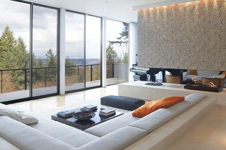 Alice In Wonderland Sunken Living Room Living Room Designs Living Room Remodel