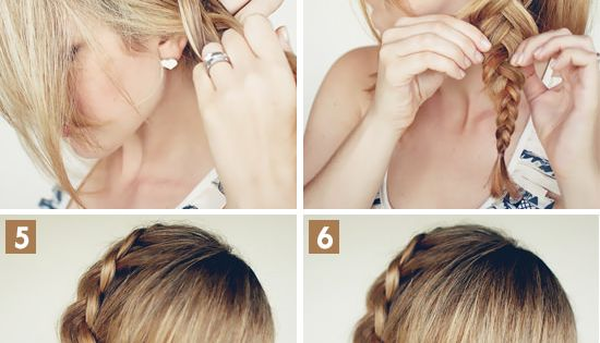 The Big Braided Bun...love it :) www.latest-hairst...