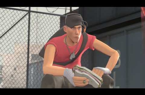 team fortress 2 meet the scout trailer for sale