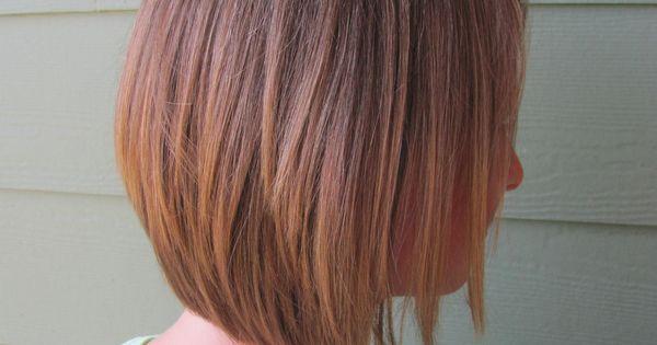 Little Girl Inverted Bob Haircut