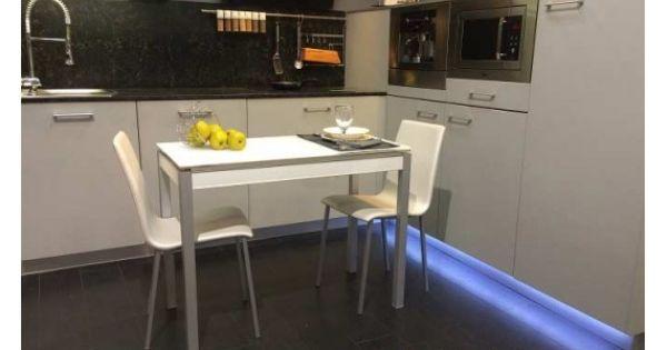 Mesa De Cocina Bambola De Cancio En Medida De 80x52 Cm Y