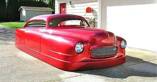 Fully Skirted Nash Metropolitan | Kustom Cars | Pinterest ...