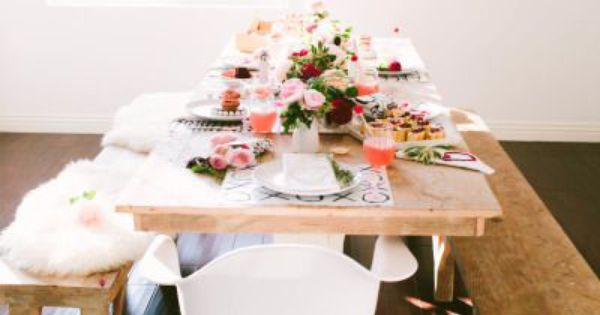 Ideas para decorar tu mesa para dos enam rale otra vez for Decorar mesa san valentin