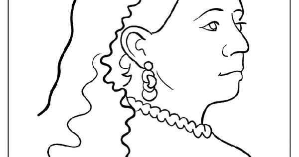 Coloring Pages Queen Victoria : Week queen victoria coloring page england pinterest