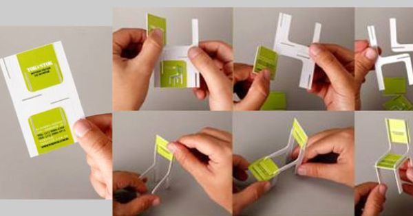 the coolest business cards!