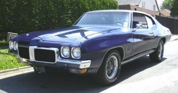My First Car It Was My Mom S 1970 Pontiac Lemans Sport Mine Was Maroon With A Black Vinyl Top 350 Auto S Pontiac Lemans Sweet Cars Classic Cars Muscle