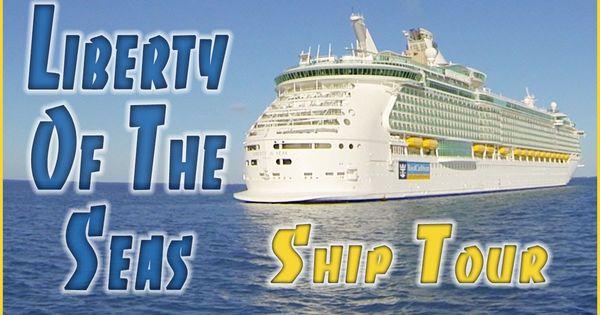 Royal Caribbean Liberty Of The Seas Full Ship Tour