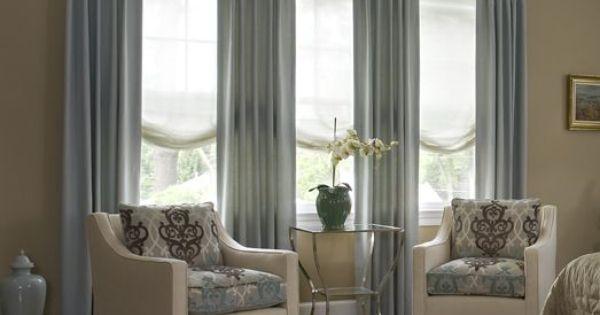 Benjamin Moore Shaker Beige Bedroom Patterned Pillows In