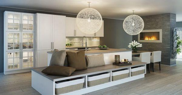 Sigdal bello kj kken hus pinterest kitchens future for Configurateur cuisine ikea