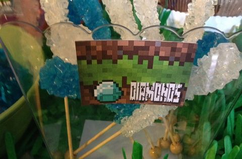 Minecraft Party Ideas | Photo 16 of 27