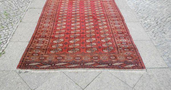 Details Zu Antik Turkmen Teppich Buchara Orientteppich Tekke Rug Carpet Bukhara Um 1900 Orientteppich Teppich Orient