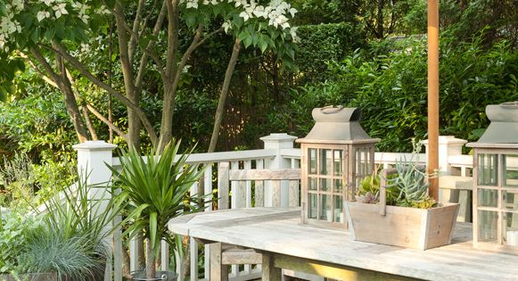 Beach House | Terrace | Lantern | Garden Furniture | Jenny Wolf