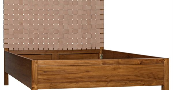 Tiyana Leather Bed Queen Leather Bed Leather Headboard Furniture