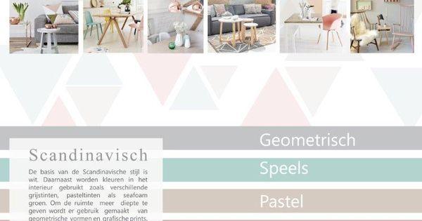 De basis van de scandinavische stijl is wit daarnaast worden kleuren in het interieur gebruikt - Whirlpool van het interieur ...