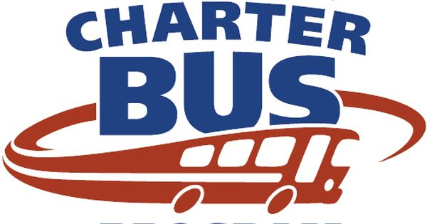 Charter Bus Program Logo Chartered Bus Bus Travel Logos