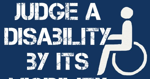 Don't judge a disability by its visibility: a blog inspired by Lauren Rowe's viral Facebook post