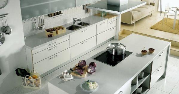 Como limpiar los muebles de cocina cocinas pinterest for Limpiar muebles de cocina