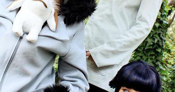 Kiba, Shino and Hinata cosplay
