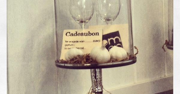 Stolp Cadeaubon Kom Eten - Our Style   Pinterest - Eten ...
