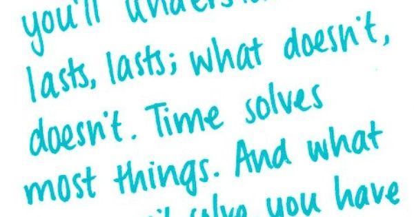 Wow its so True...... Aline for wisdom words