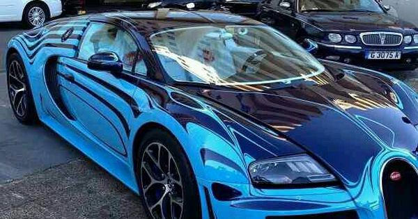 bugatti veyron w custom paint job cars pinterest. Black Bedroom Furniture Sets. Home Design Ideas