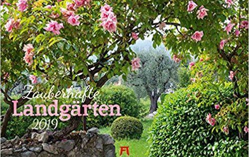 Affiliate Zauberhafte Landgarten 2019 Wandkalender Im Querformat 45x33 Cm Gartenkalender Mit Monatskalendarium Amazon De Garten Landgarten Gartenkalender