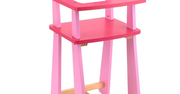 You me wooden doll highchair toys r us toys r us - Sillones infantiles toysrus ...