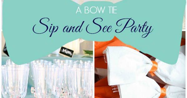 sip and meet party
