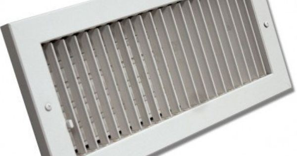 Shoemaker 955 16x12 16 X12 Adjustable Blade Baseboard Register White By Shoemaker 39 80 The 9 Extruded