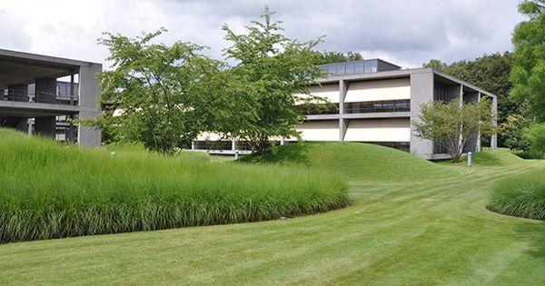 Ontwerp tuin bedrijfsterrein duitsland wirtz tuinarchitectuur garden inspiration pinterest - Moderne landschapsarchitectuur ...