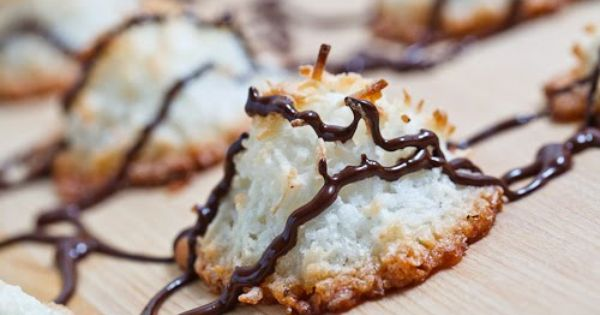 Christmas baking! Coconut Macaroons