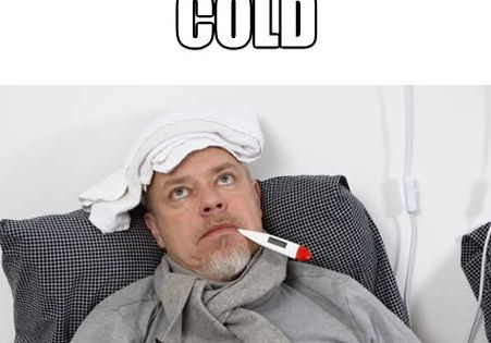 UniversalTruth Having a Cold: Men vs Women - haha, so true!