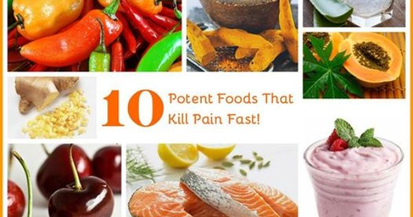 10 potent foods that kill pain fast how do you fuel your body