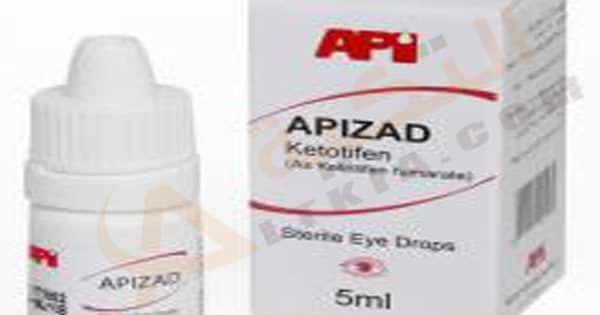 دواء أبيزاد Apizad قطرة ت ستخدم في حالة الشعور بالحساسية التي ت صيب العين فكما نعلم أن العيون من أعضاء الجسم التي تتعرض لكثير Personal Care Toothpaste Beauty