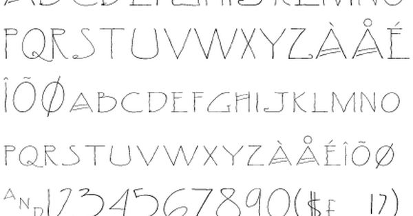 Architectural lettering examples google search when for Architectural lettering template