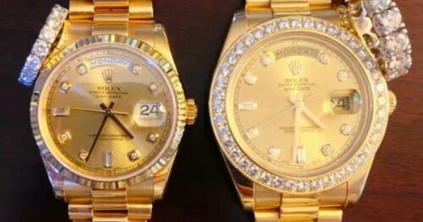his and hers Rolex set. .. yes please! | Accessories ...
